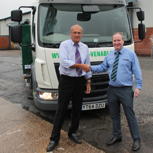 Vehicle hand-over