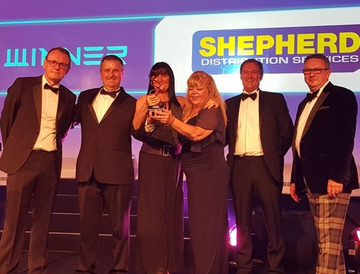 Palletline Member of The Year