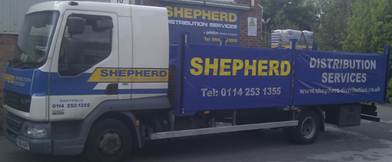 vehicle fitted with the fall arrest system